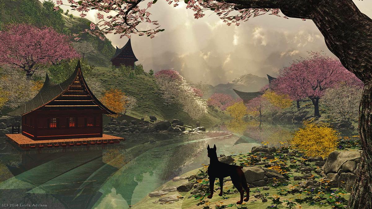 japanese-spring