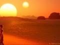 desert-totooine Slave Leia